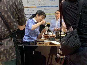 JBC2019 サザコーヒー安バリスタ