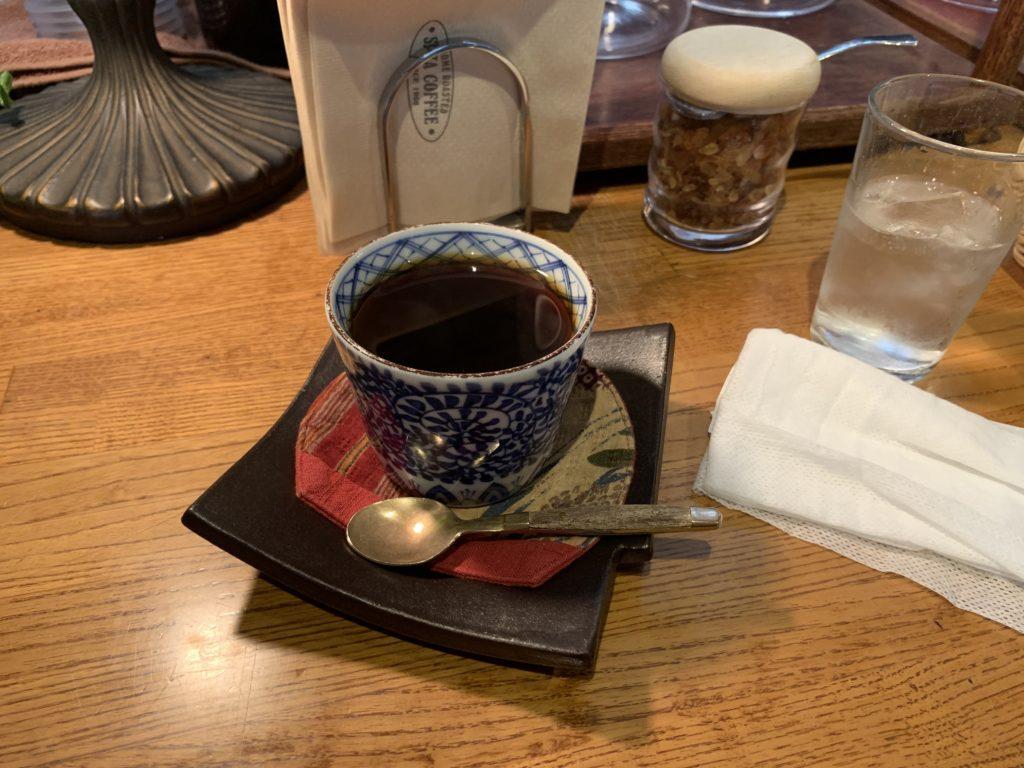 SAZA COFFEE本店 五浦コーヒー