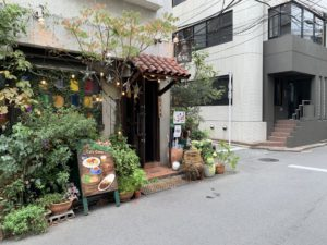 cafe 香咲