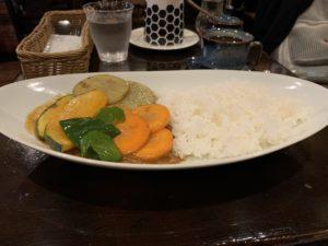 cafe 香咲 カレー