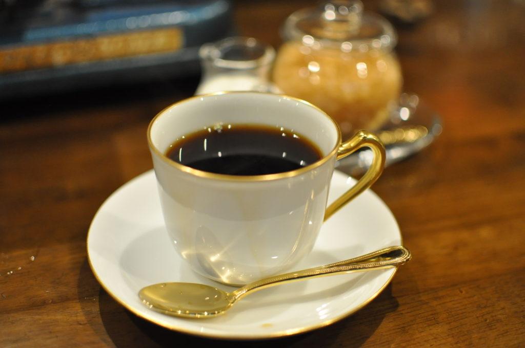 蔦珈琲店コーヒー