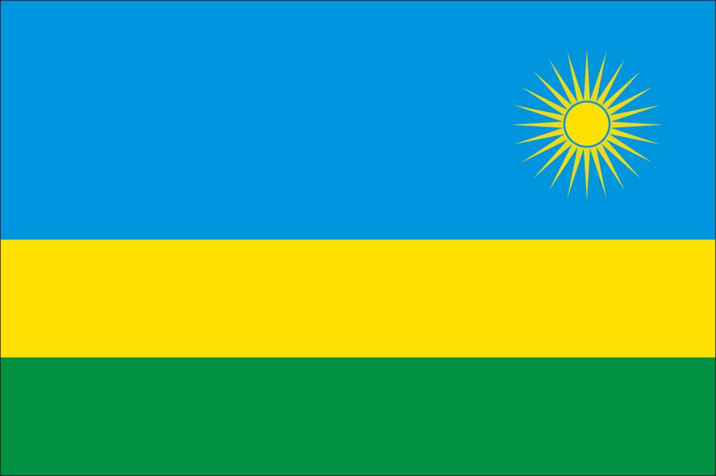 ルワンダ国旗