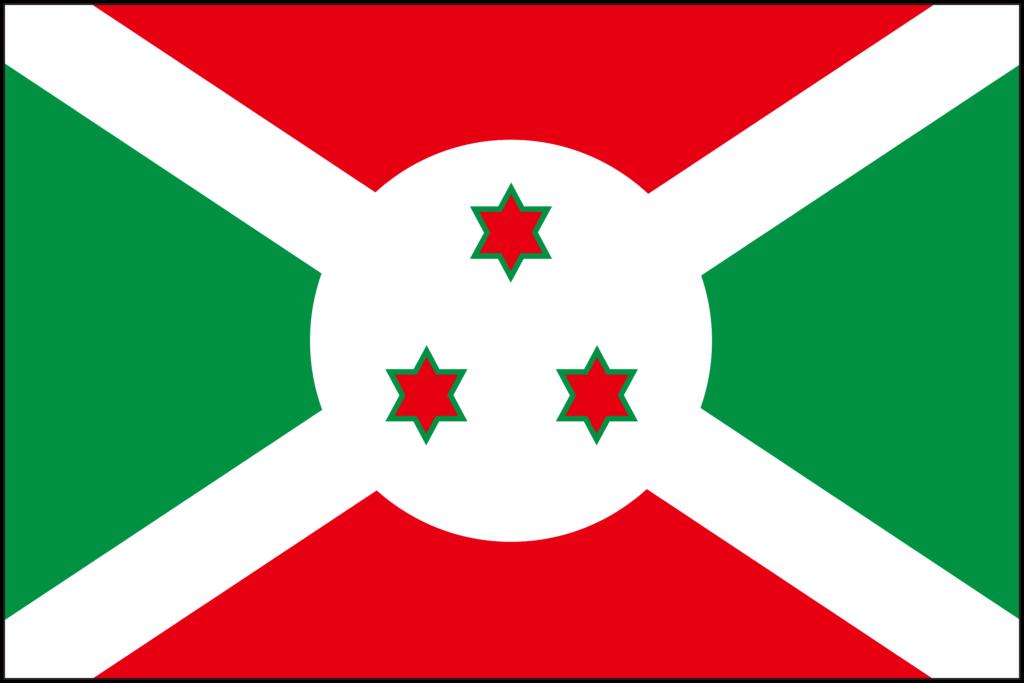 ブルンジ国旗