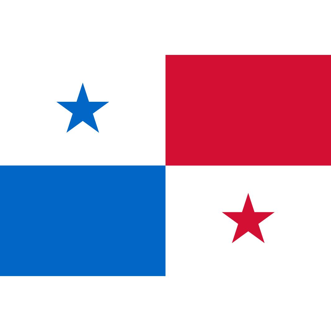 パナマ国旗