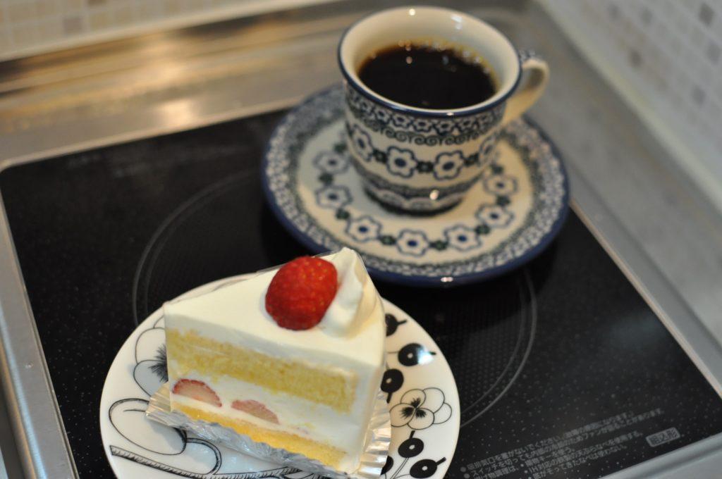 ペルーとショートケーキ