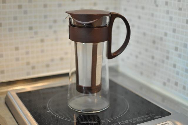水出しコーヒーボトル