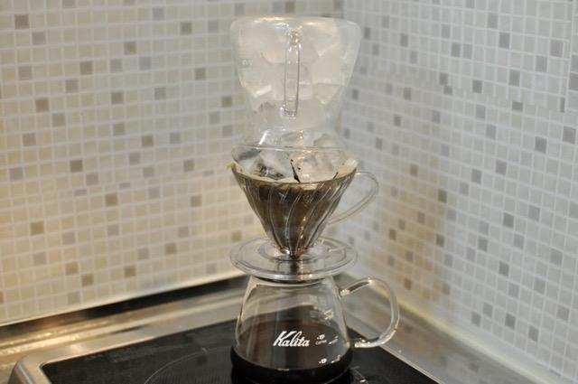 氷だしアイスコーヒー