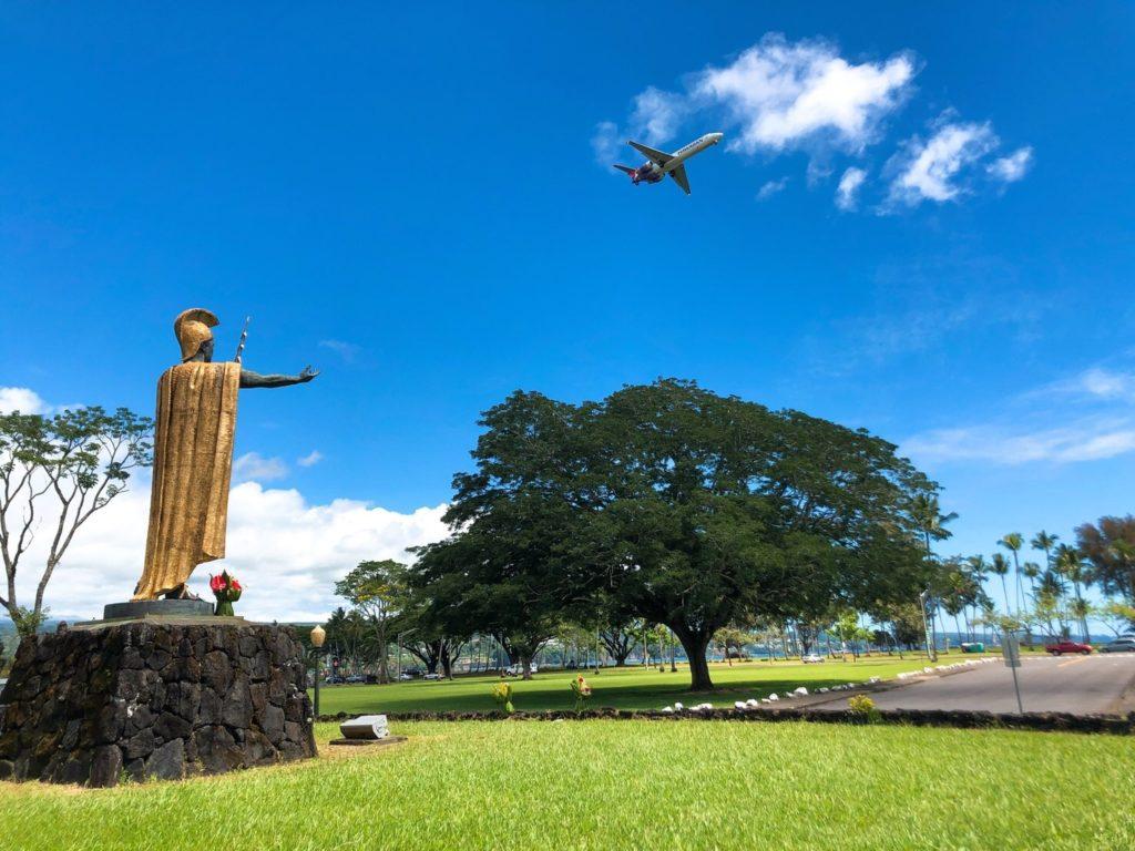 ハワイの景観
