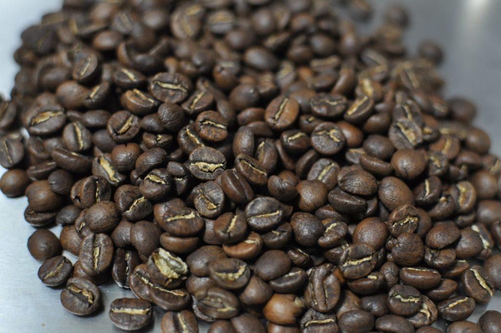 初自家焙煎コーヒー