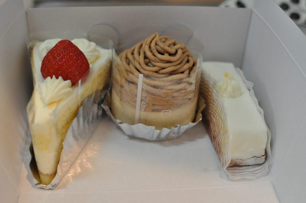 クドウ ケーキ