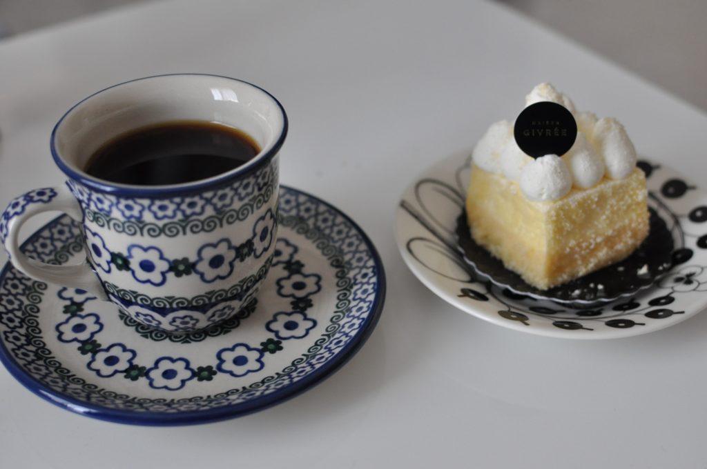 ジブリ―とコーヒー