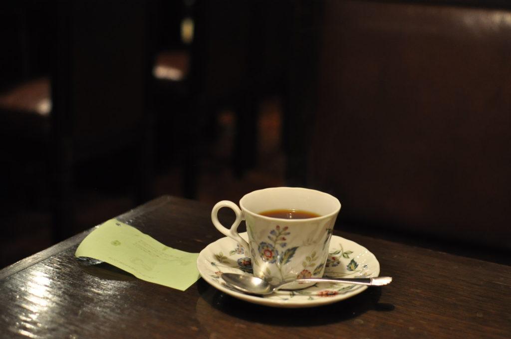 カウベルの雰囲気とコーヒー