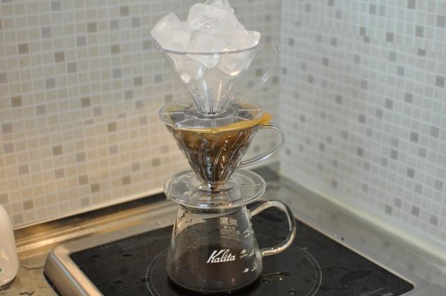 氷出しアイスコーヒー
