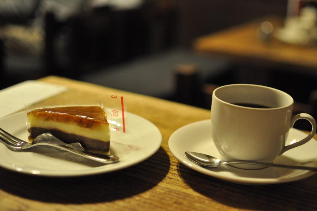 コーヒーとサンマルク