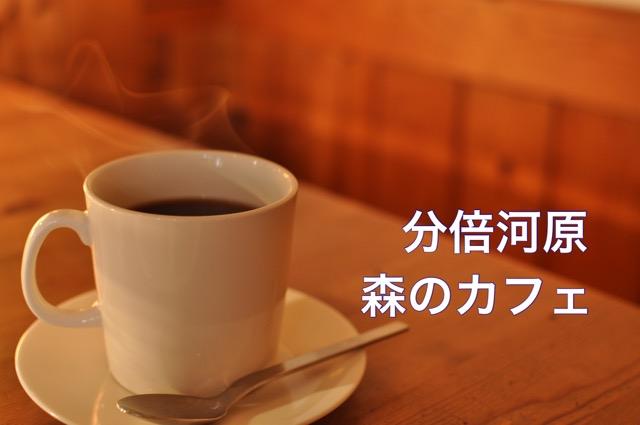 分倍河原森のカフェ