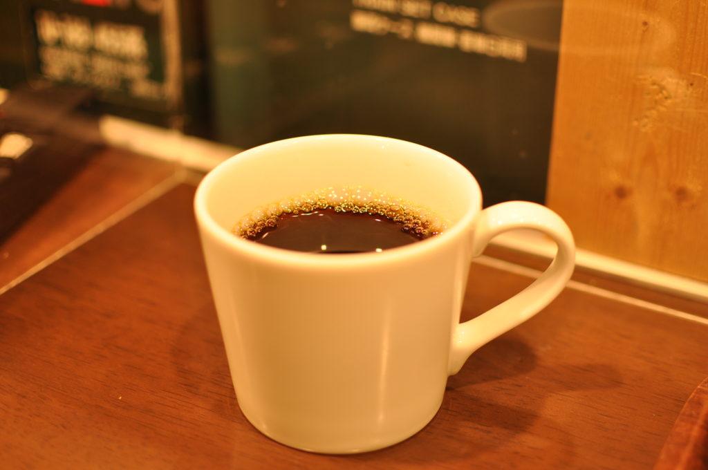 タイ 中煎りコーヒー