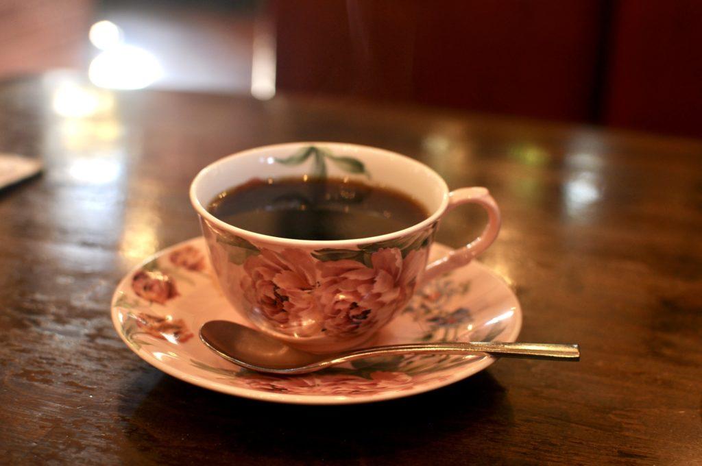 太陽と大地のブレンドコーヒー