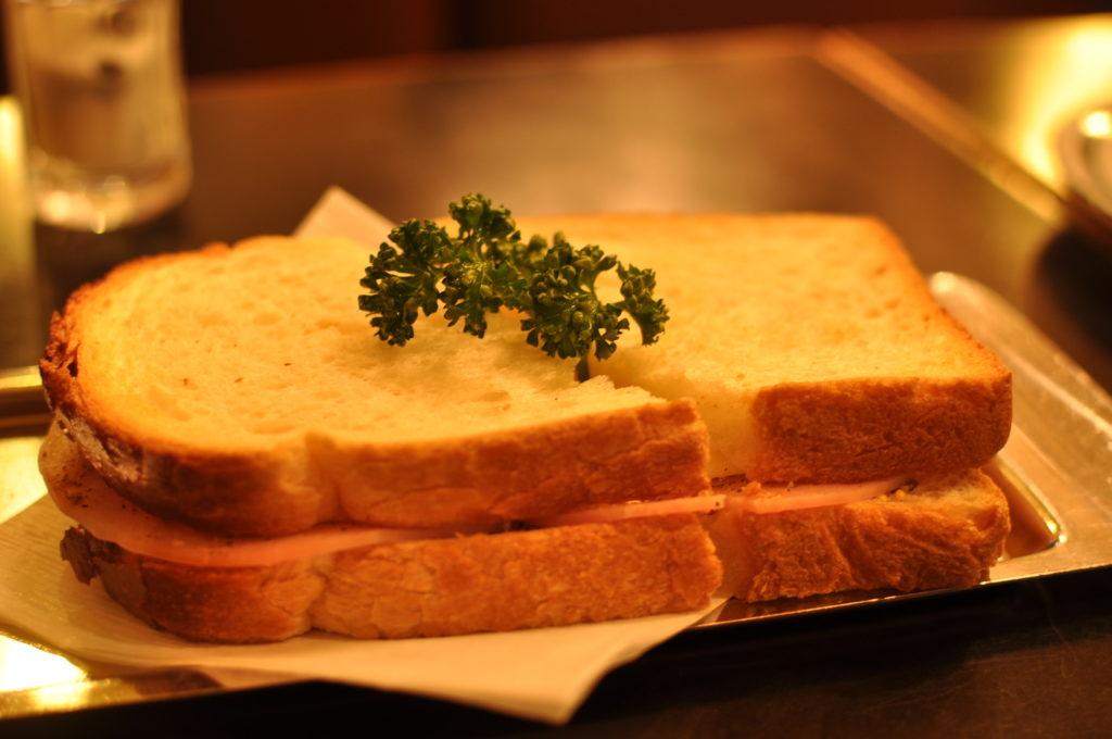 トーストサンド
