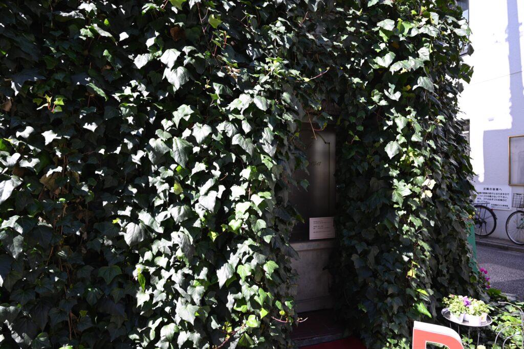 ラフレッサの入口