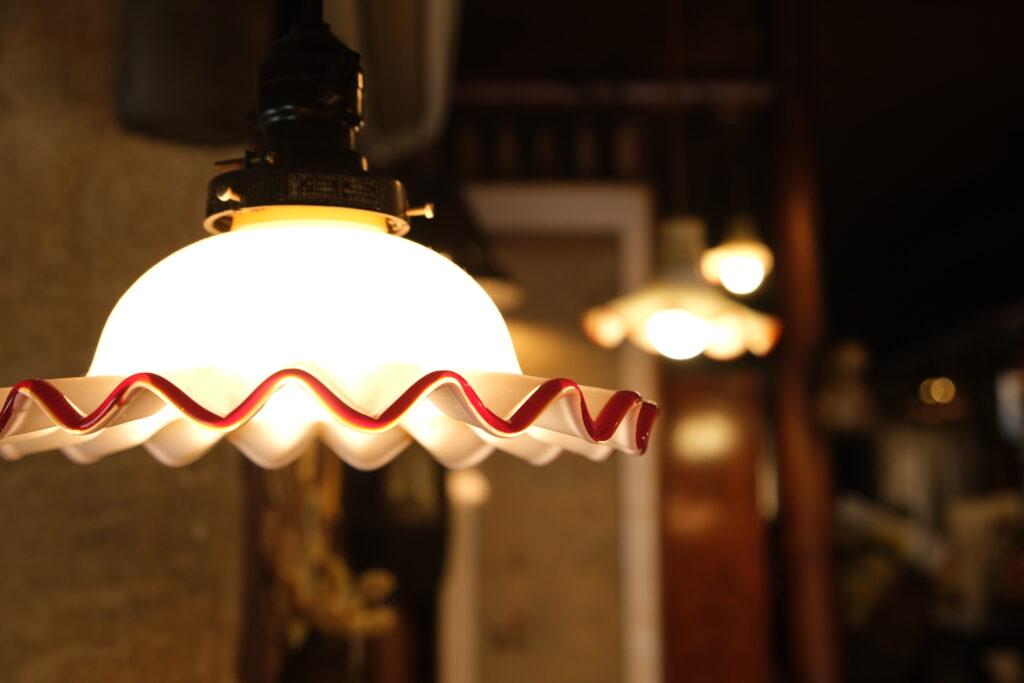 どんぐり舎の照明