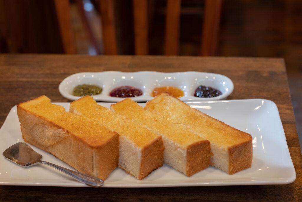 ジャムセッショントースト